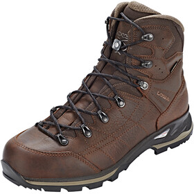 Lowa Hampton GTX Mid Shoes Men brown